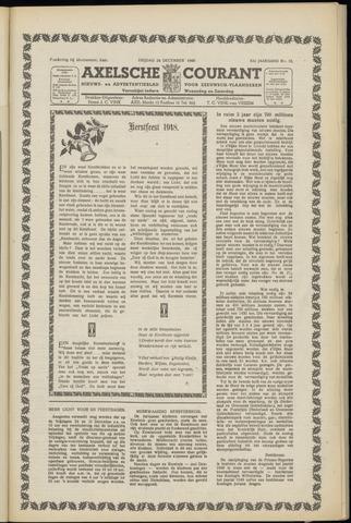 Axelsche Courant 1948-12-24