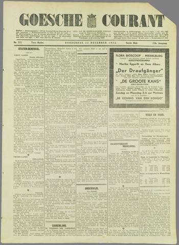 Goessche Courant 1932-12-22