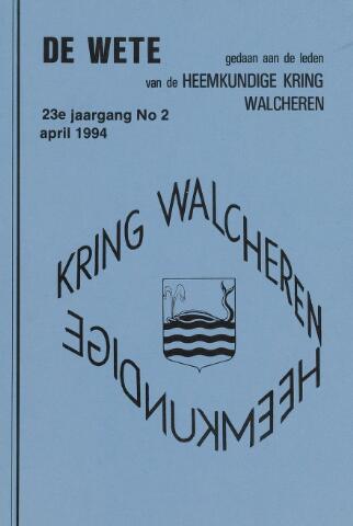 de Wete 1994-04-01