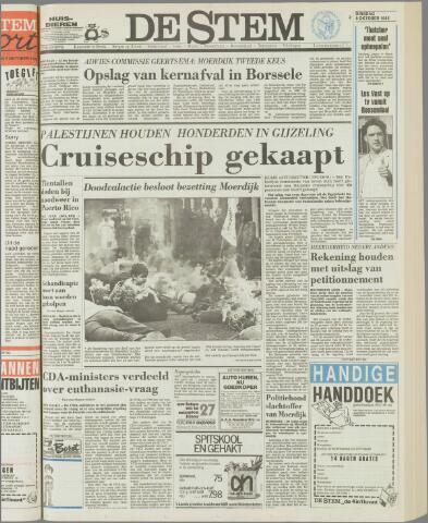 de Stem 1985-10-08