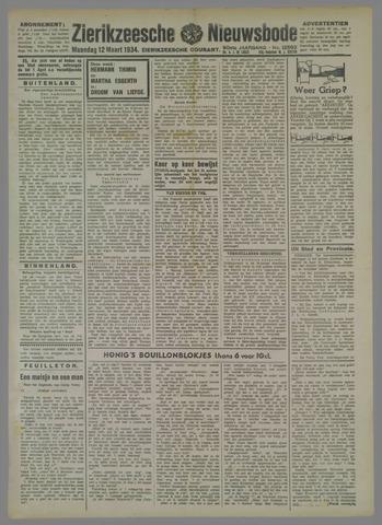 Zierikzeesche Nieuwsbode 1934-03-12