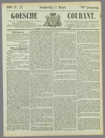 Goessche Courant 1893-03-02
