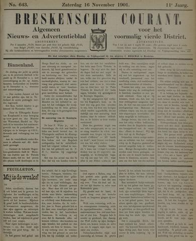 Breskensche Courant 1901-11-16