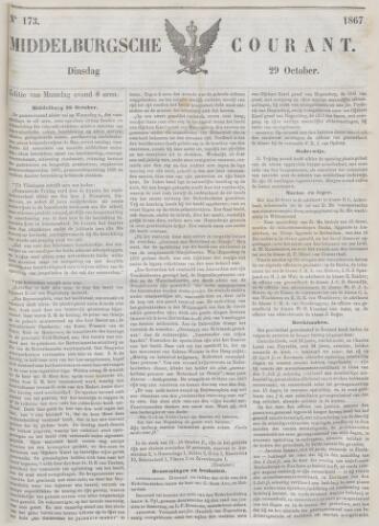 Middelburgsche Courant 1867-10-29