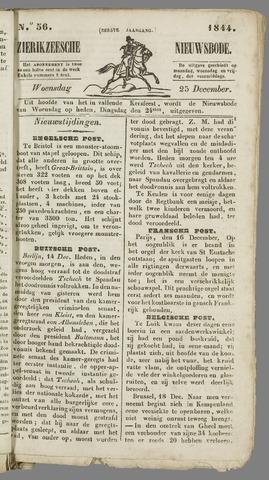 Zierikzeesche Nieuwsbode 1844-12-25