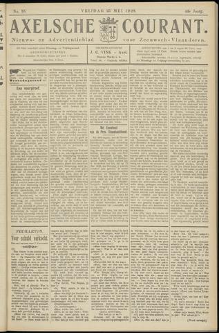 Axelsche Courant 1928-05-25