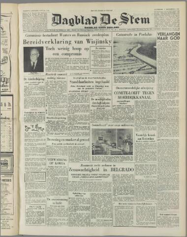 de Stem 1951-12-01