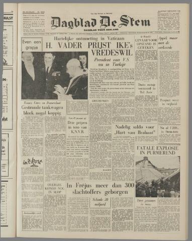 de Stem 1959-12-07