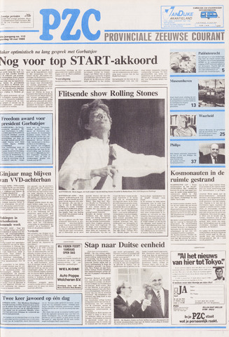 Provinciale Zeeuwse Courant 1990-05-19