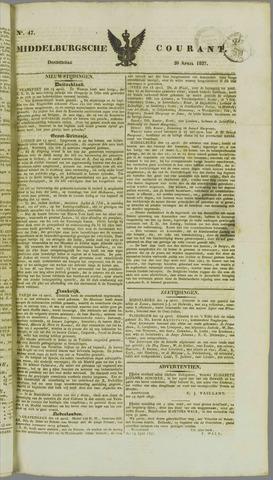 Middelburgsche Courant 1837-04-20