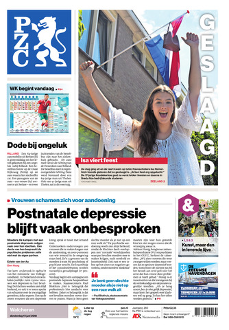Provinciale Zeeuwse Courant 2018-06-14