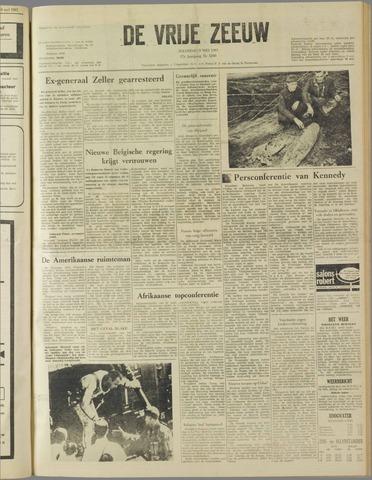 de Vrije Zeeuw 1961-05-08