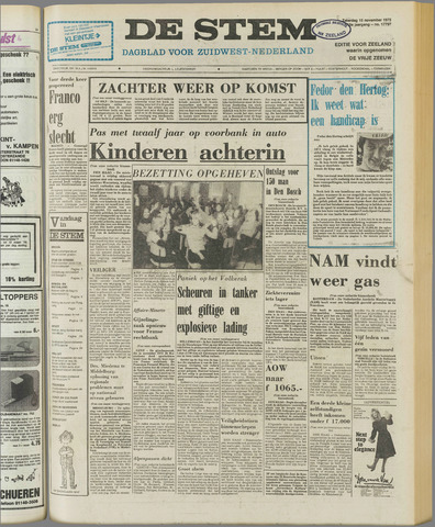 de Stem 1975-11-15