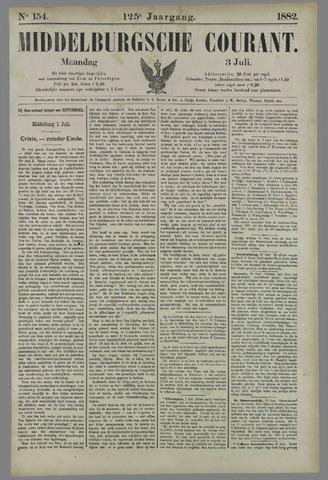 Middelburgsche Courant 1882-07-03
