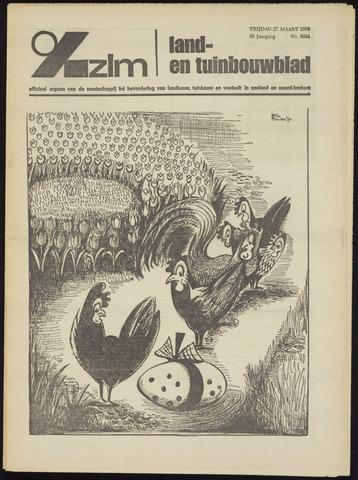 Zeeuwsch landbouwblad ... ZLM land- en tuinbouwblad 1970-03-25