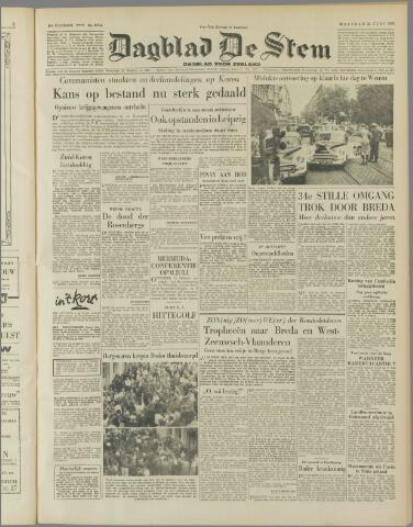 de Stem 1953-06-22