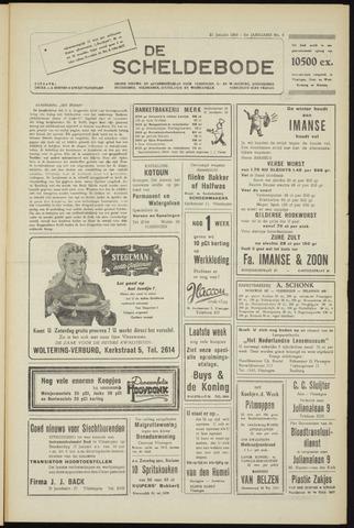 Scheldebode 1955-01-21