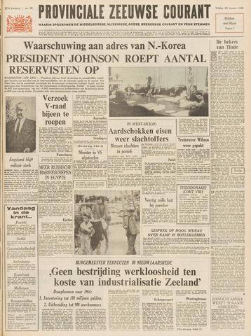 Provinciale Zeeuwse Courant 1968-01-26