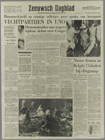 Zeeuwsch Dagblad 1961-02-16