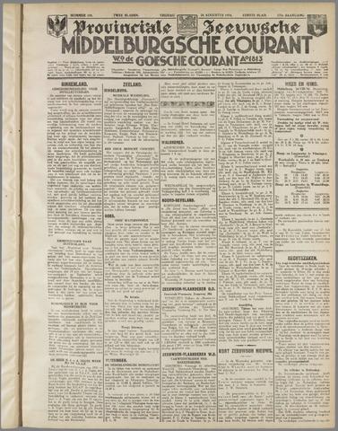 Middelburgsche Courant 1934-08-24