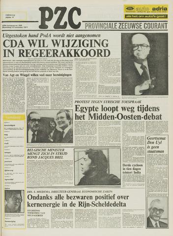 Provinciale Zeeuwse Courant 1977-11-23