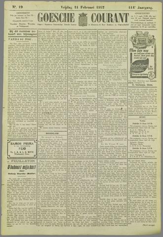 Goessche Courant 1927-02-11