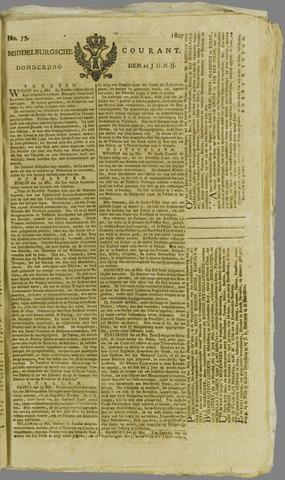 Middelburgsche Courant 1807-06-11