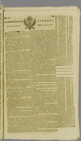 Middelburgsche Courant 1807-03-10