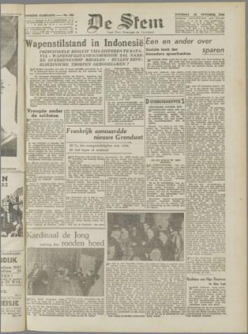 de Stem 1946-10-15