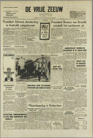 de Vrije Zeeuw 1966-10-21