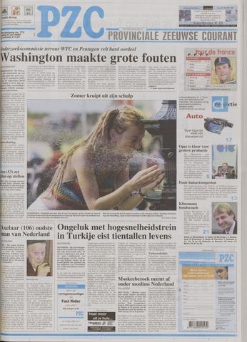 Provinciale Zeeuwse Courant 2004-07-23