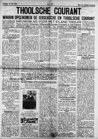 Ierseksche en Thoolsche Courant 1944-07-14