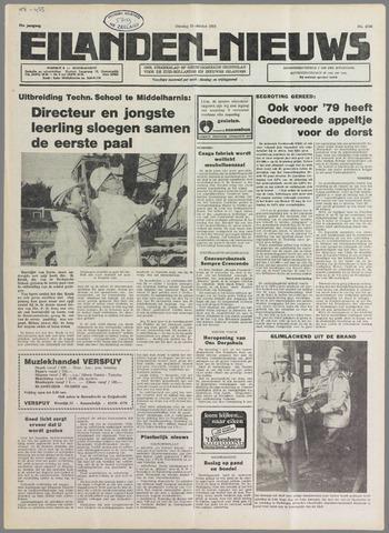 Eilanden-nieuws. Christelijk streekblad op gereformeerde grondslag 1978-10-24