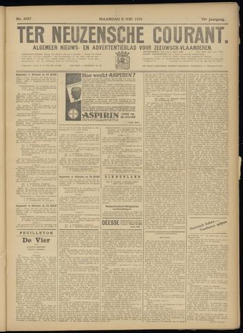 Ter Neuzensche Courant. Algemeen Nieuws- en Advertentieblad voor Zeeuwsch-Vlaanderen / Neuzensche Courant ... (idem) / (Algemeen) nieuws en advertentieblad voor Zeeuwsch-Vlaanderen 1933-05-08