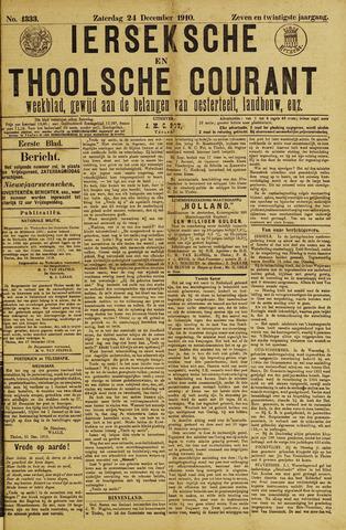 Ierseksche en Thoolsche Courant 1910-12-24