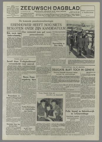 Zeeuwsch Dagblad 1956-01-20