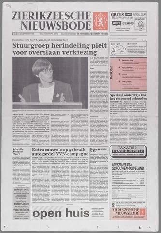 Zierikzeesche Nieuwsbode 1995-09-29
