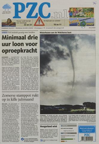 Provinciale Zeeuwse Courant 2011-07-28
