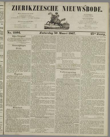 Zierikzeesche Nieuwsbode 1867-03-30