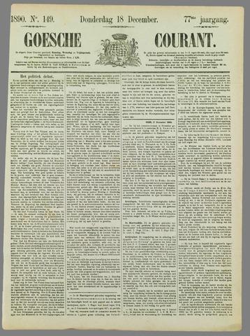 Goessche Courant 1890-12-18