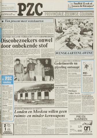 Provinciale Zeeuwse Courant 1984-12-18