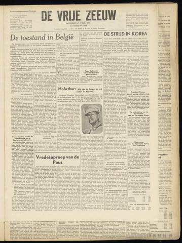 de Vrije Zeeuw 1950-07-27