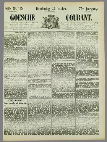 Goessche Courant 1890-10-23