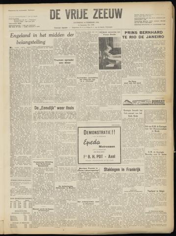 de Vrije Zeeuw 1950-02-18