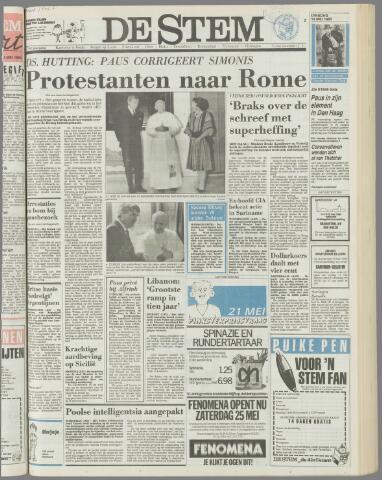 de Stem 1985-05-14