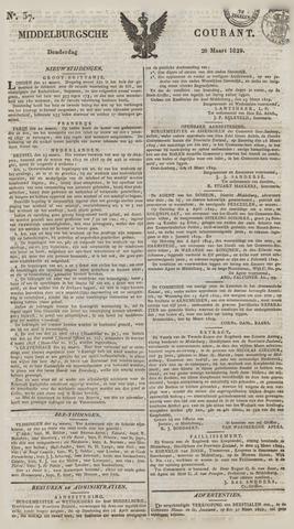 Middelburgsche Courant 1829-03-26