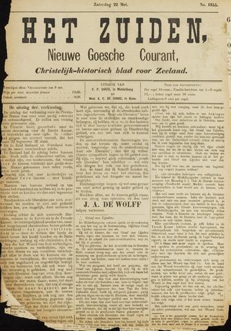 Het Zuiden, Christelijk-historisch blad 1886-05-22
