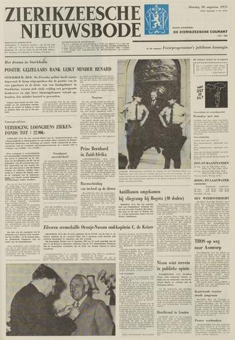 Zierikzeesche Nieuwsbode 1973-08-28