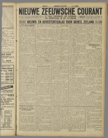 Nieuwe Zeeuwsche Courant 1925-07-30