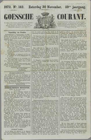Goessche Courant 1872-11-30